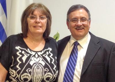 Carlos & Mabel Olivera