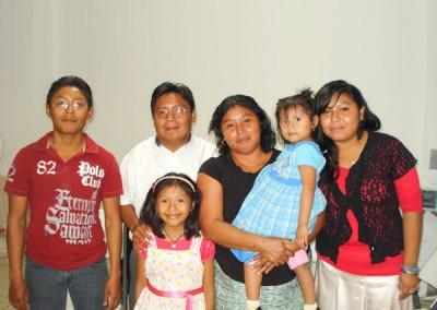 Pascual Balam Family