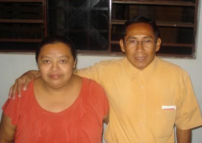 Jose Luis Uc Family