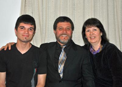 Ovidio Acevedo Family