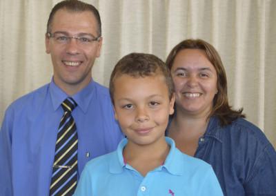 Gustavo de Oliveira Family