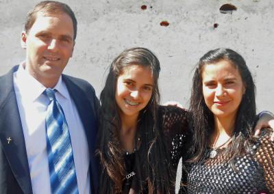 Rubito Rodriguez Family