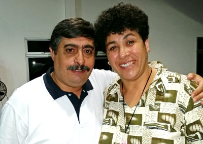 Albert & Carolina Diaz