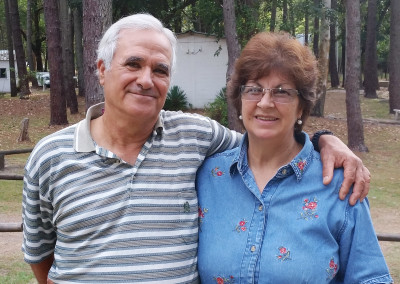Carlos & Graciela Pereira