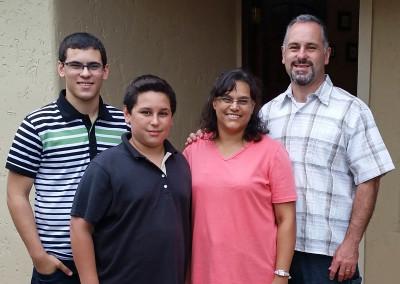 Gabriel Gomez Family