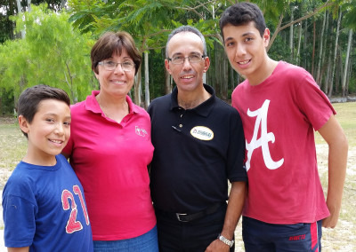 Juan Gonzalez Family