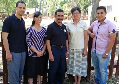 Luis Rios Family