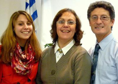 Beatriz Alberti Family